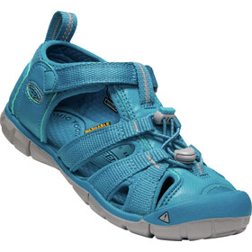 Keen Seacamp II CNX Chaussures Enfant, tahitian tide